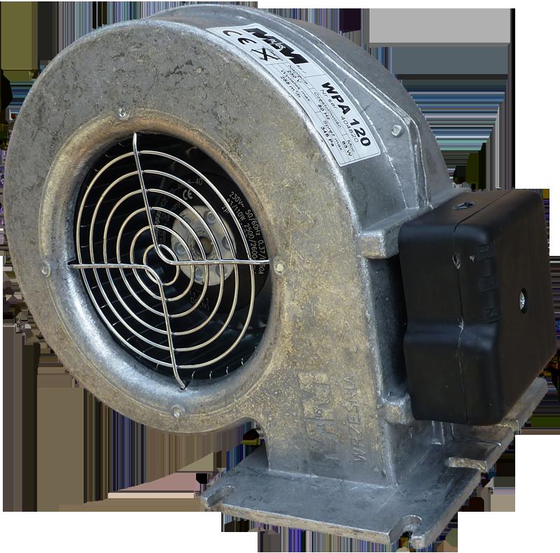 Вентилятор WPA-120 ebm